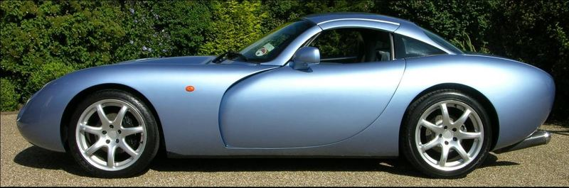 TVR Tuscan4.0 Speed6