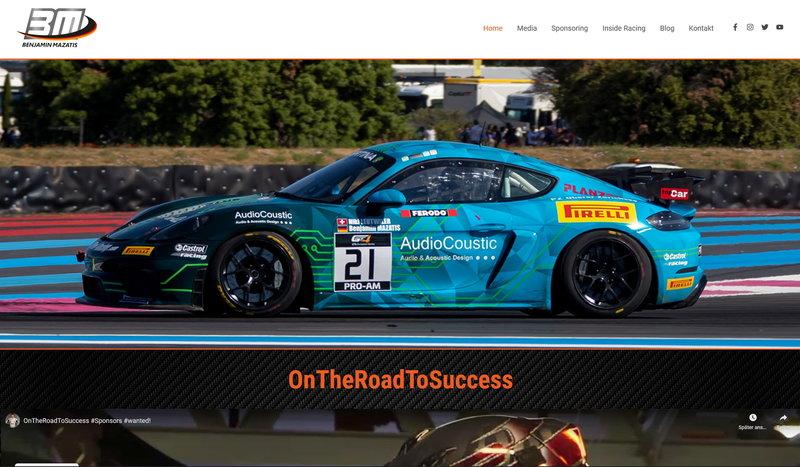 Benjamin Mazatis   Official Website